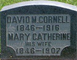 David M Cornell