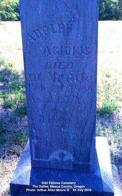 Adolph Agidius