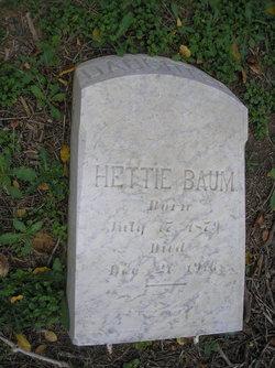 Hettie Baum