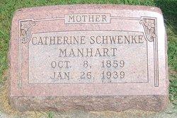 Catherine <I>Coulter</I> Manhart