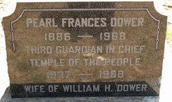 Pearl Frances <I>Wilshire</I> Dower