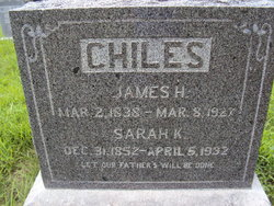 James H Chiles