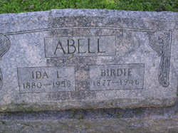 Birdie Abell