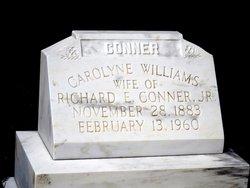 Carolyne Routh Mary Louise <I>Williams</I> Conner