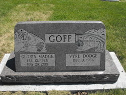 Gloria Madge Goff