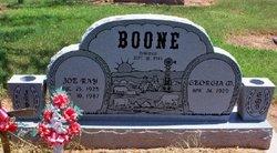 Joe Ray Boone