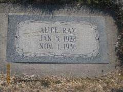 Alice Ray
