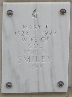 Mary T Smiley