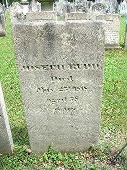 Lieut Joseph Rudd, Jr