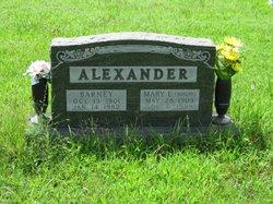 Mary Elizabeth <I>Duncan</I> Alexander