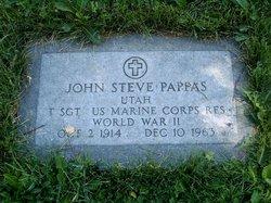 John Steve Pappas