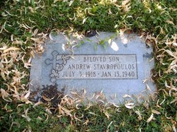Andrew Stavropoulos