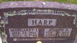 """Margaret Isabelle """"Bell"""" <I>Jones</I> Harp"""