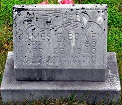 James Granville Bowen