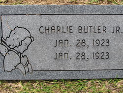 Charlie Butler, Jr