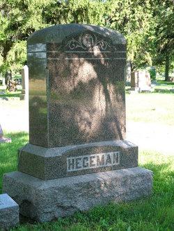 John Adrian Allen Hegeman