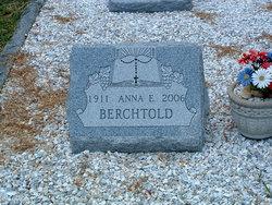 Anna E. <I>Kertz</I> Berchtold