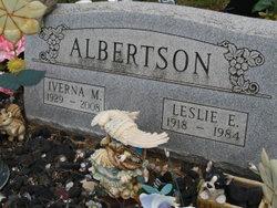 Iverna Mae <I>Lee</I> Albertson