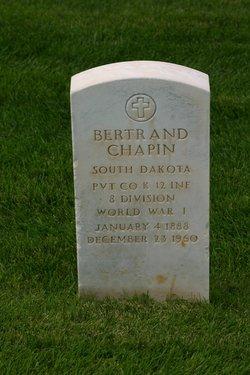Bertrand Chapin