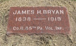 Pvt James H. Bryan