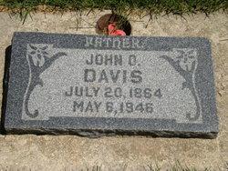 John Oliver Davis