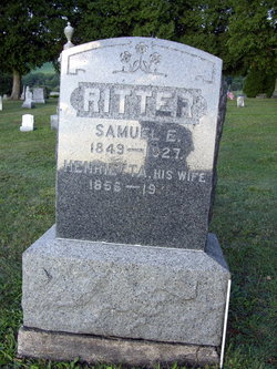 Samuel E Ritter