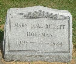 Mary Opal <I>Billett</I> Hoffman