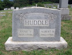 Annie Virginia <I>Stanley</I> Huddle