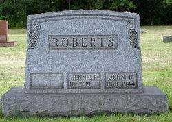John Davies Roberts, Sr
