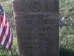 Albert Edward Sharpe