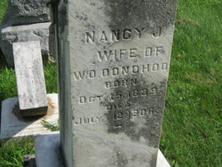 Nancy Jane <I>Eakins</I> Donahoo