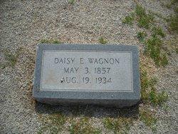 Daisy E. <I>Moore</I> Wagnon