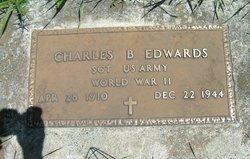 Sgt Charles B Edwards