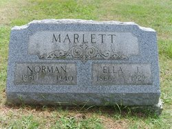 "Royal Norman ""Norm"" Marlett"