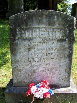 Joseph Arthur Bodette