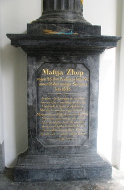 Matija Čop