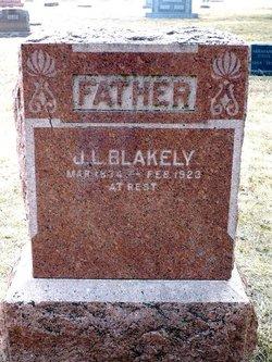 Rev John Lemmons Blakely