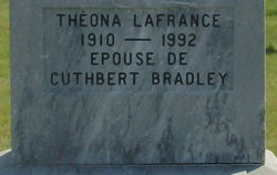 Théona <I>Lafrance</I> Bradley