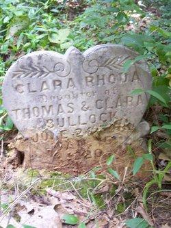 Clara Rhoda Bullock