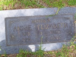 Annie Elizabeth <I>Debose</I> Wardlaw