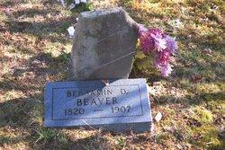 Benjamin D Beaver