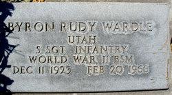 Byron Rudy Wardle