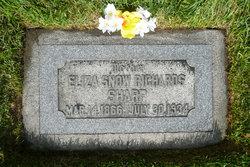 Eliza Snow <I>Richards</I> Sharp