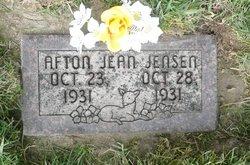 Afton Jean Jensen