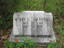 Henry Clyde Ballentine