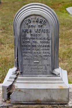 Edward Keyes