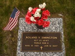 Roland Buck Simington