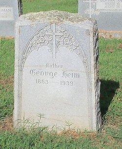 George Heim