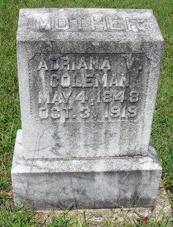 Adriana V. Coleman