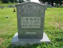 Ephraim Milford Black